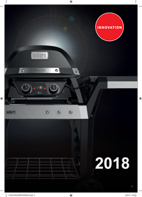 catalogue bbq weber 2018